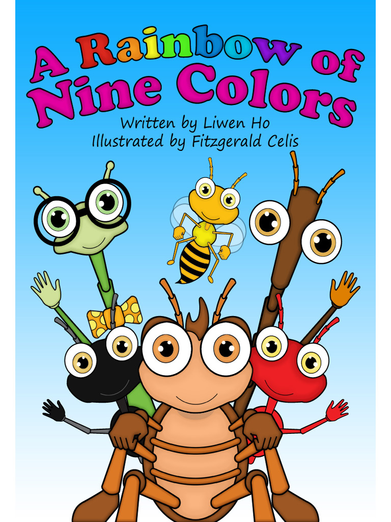 Check out my picture book, published by Meegenius.com!